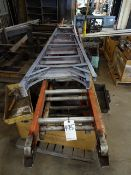 LOT: Assorted Ladders