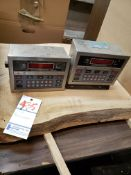 LOT OF 2 SCALE READERS