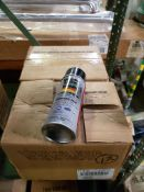 LOT OF 24 CANS OF DRI FILM LUBRICANT