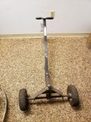 TRAILER DOLLY - NEEDS A NEW RIM