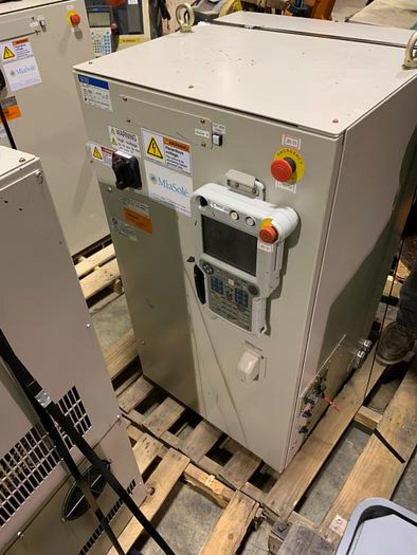 Lot 60 - MOTOMAN SSF2000 6 KG X 1,378mm REACH 6 AXIS CNC ROBOT WITH NX100 CONTROL, YEAR 2008, SN S86AO7-1-3