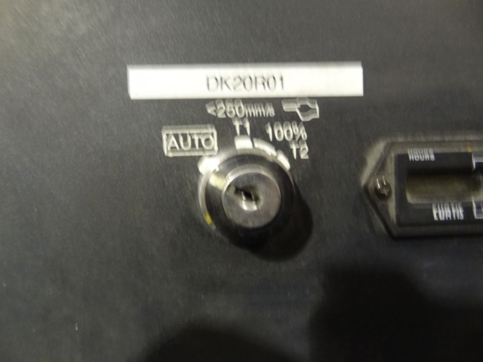Lot 65 - FANUC ROBOT ARCMATE 120iC/10L WITH R-30iA CONTROL, TEACH & CABLES, YEAR 2011, SN 112259