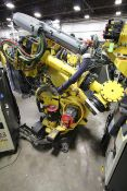FANUC ROBOT R-2000iB/210F WITH R-30iA CONTROL, CABLES & TEACH PENDANT, SN 148412, YEAR 2014
