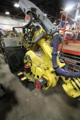 FANUC ROBOT R-2000iB/210F WITH R-30iA CONTROL, CABLES & TEACH PENDANT, SN 97339, YEAR 2009