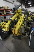 FANUC ROBOT R-2000iB/210F WITH R-30iA CONTROL, CABLES & TEACH PENDANT, SN 148715, YEAR 2014