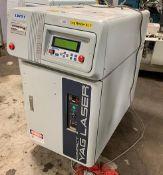 MIYACHI UNITEK LW51 COMPACT YAG LASER MACHINE SERIAL NUMBER 00080371