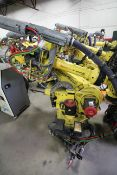 FANUC ROBOT R-2000iB/210F WITH R-30iA CONTROL, CABLES & TEACH PENDANT, SN 141871, YEAR 2013