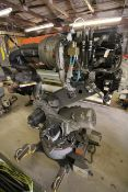 MOTOMAN ROBOT ES200N, NX100 CONTROL, SN S5M255-1-2, YEAR 2006, CABLES AND TEACH PENDANT