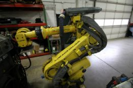 FANUC ROBOT R-2000iB/210F WITH R-30iA CONTROL, CABLES & TEACH PENDANT, SN 97005, YEAR 2009
