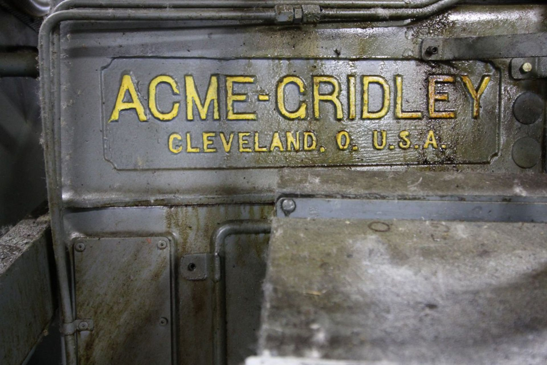 """ACME GRIDLEY 6"""" RPA 8 CHUCKER - Image 4 of 6"""