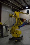 FANUC R-2000iB/165F WITH R-30iA CONTROLS, TEACH PENDANT & CABLES, SN 84262, YEAR 2007