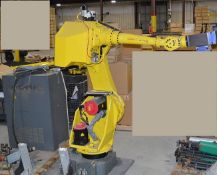 FANUC ROBOT; M710iB/70 WITH R-J3IB CONTROLS, TEACH PENDANT & CABLES, YEAR 2006