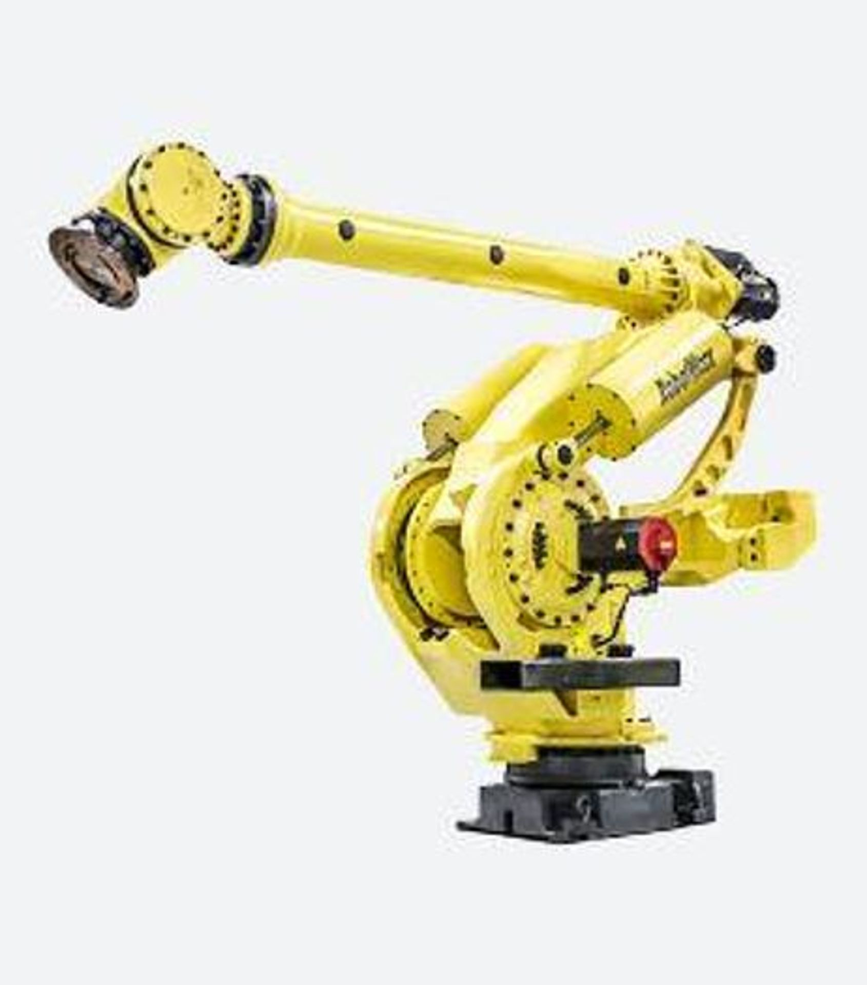 FANUC M900iA/400L 6 AXIS CNC ROBOT WITH R30iA CONTROLLER, CABLES & TEACH, SN F113428, YEAR 2011 - Image 6 of 6