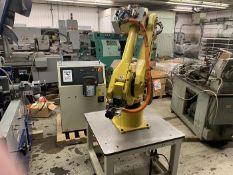 FANUC ROBOT M16iB/10L WITH RJ3iC (R30iA) CONTROLLER, TEACH & CABLES, YEAR 2006, SN 80306