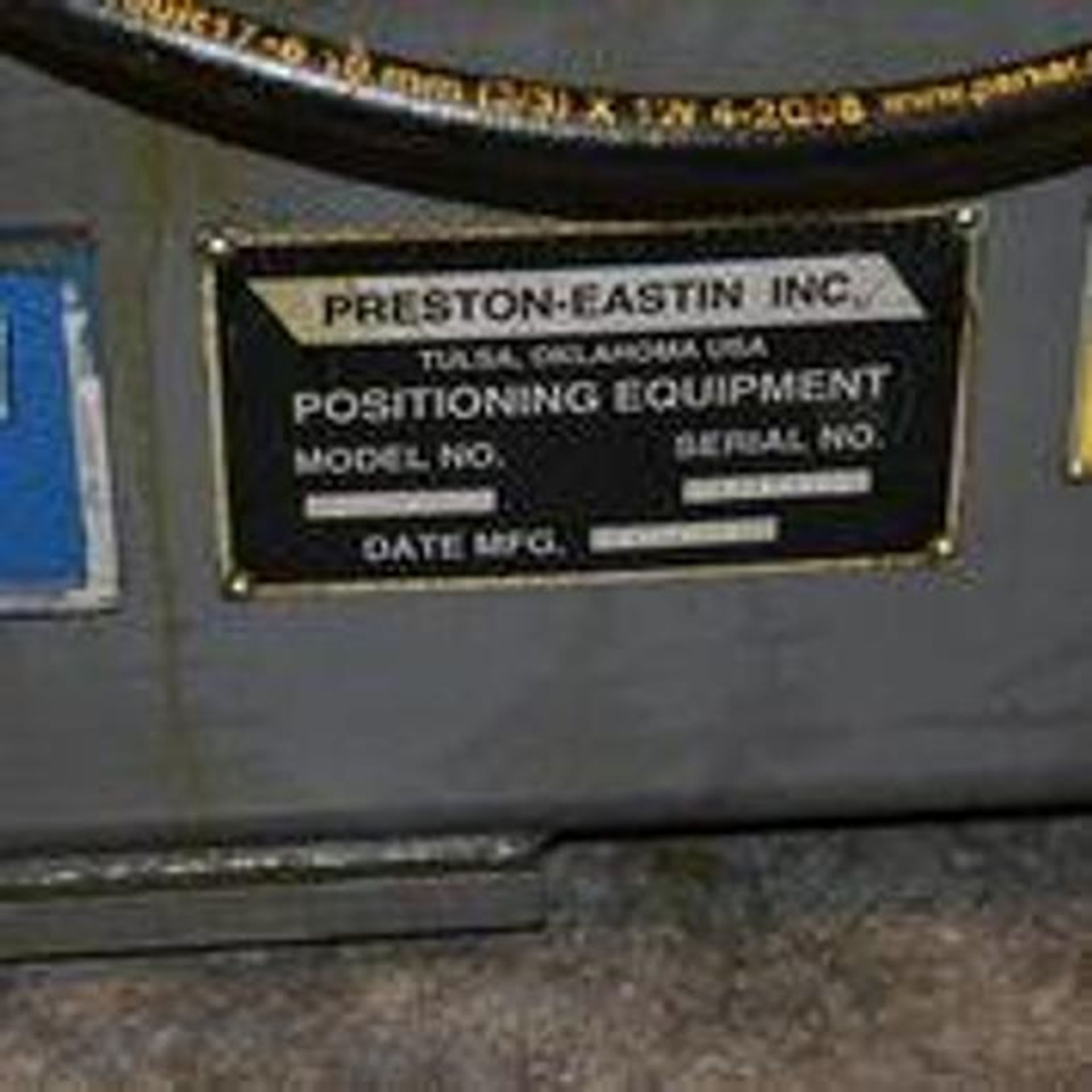 YASKAWA MOTOMAN EA1900N MULTI-ARM LARGE MIG WELDING CELL FOR LARGE TUBE AND PIPE APPLICATIONS - Image 51 of 53