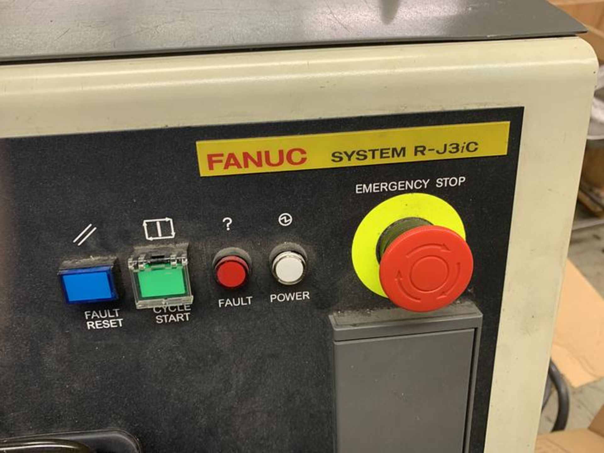 FANUC ROBOT M16iB/10L WITH RJ3iC (R30iA) CONTROLLER, TEACH & CABLES, YEAR 2006, SN 80306 - Image 14 of 17
