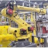 FANUC R2000iC/125L 6 AXIS CNC ROBOT WITH R30iB CONTROLLER, IR VISION, CABLES & REACH