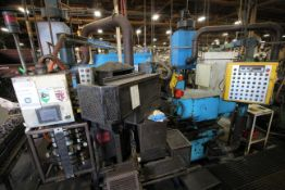 CINCINNATI NO.2 CENTERLESS GRINDER MODEL AE, SN 3563AO185-0005