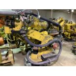 FANUC M900iA/350 6 AXIS ROBOT WITH R30iA CONTROLLER, CABLES & TEACH, SN F111705, YEAR 2011