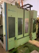 "HARDINGE XR760 VMC PRODUCTION CENTER 30""X24""X24"" W/4TH AXIS TRUNION, YEAR 2010, SN XRAB0A0002"
