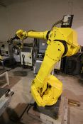 FANUC M710iC/50 6 AXIS CNC ROBOT WITH R30iA CONTROLLER AND VISION CONNECTIONS, SN 109513, YEAR 2011