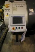 ALLEN BRADLEY PLC CONTROL, PANELVIEW PLUS 1000 CONTROL ON A STAND