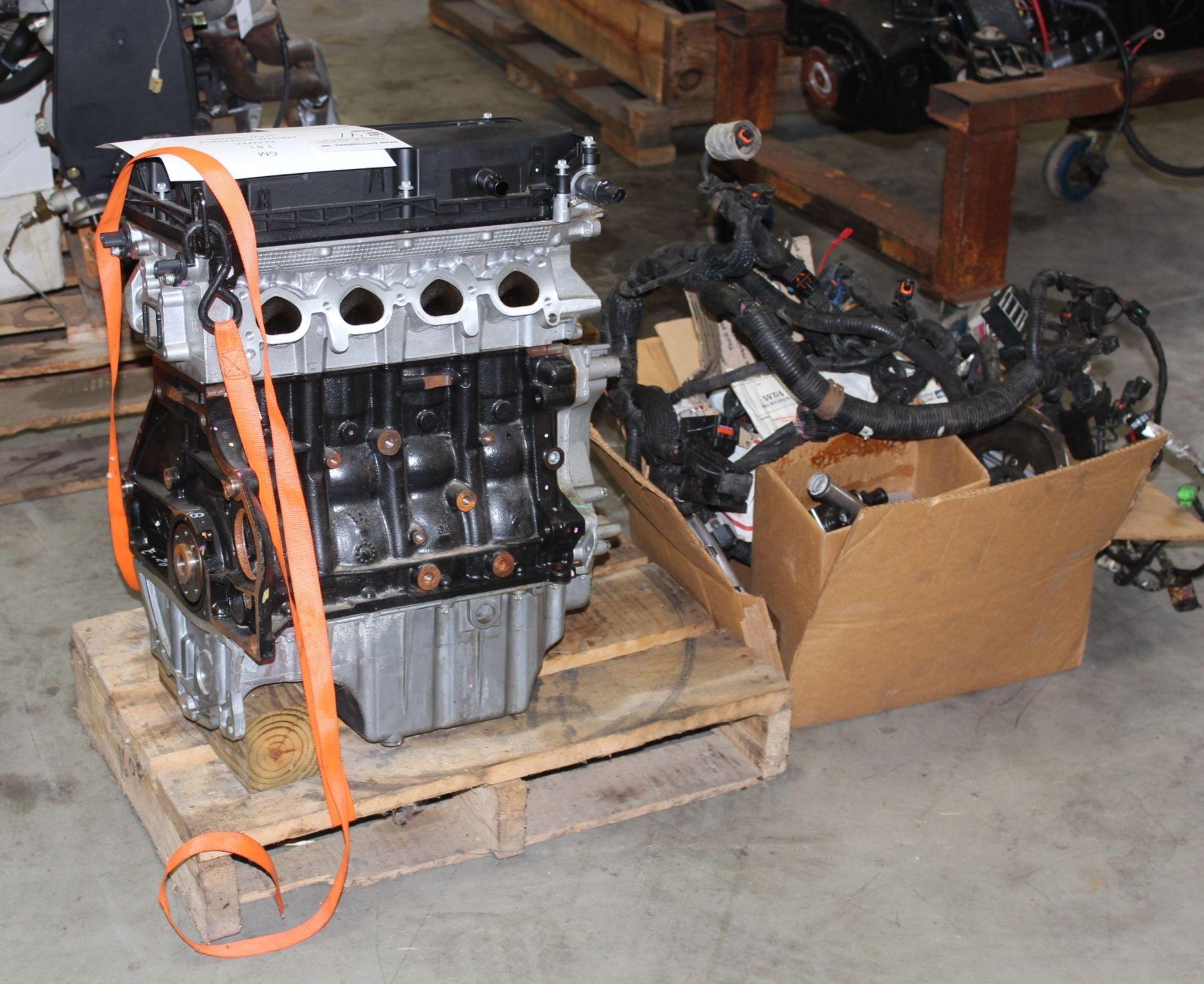 Lot 41 - GM 1.8L ECOTEC Engine Assembly
