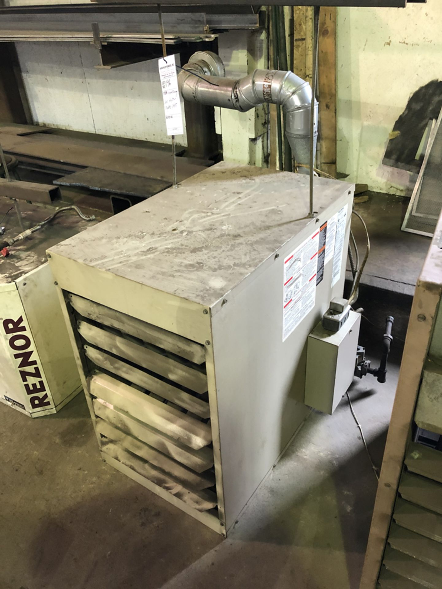 Lot 146 - Armstrong model 145 gas furnace