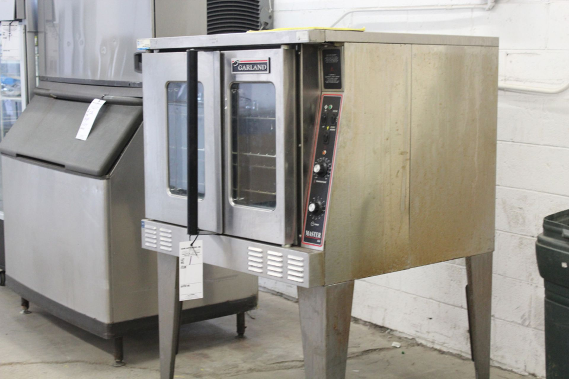 Lot 1 - Garland Master 200 electric 1ph oven