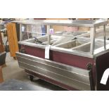 5' electric food warmer KEF4-CPA 1ph