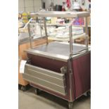 low temp portable work counter model K36-ST