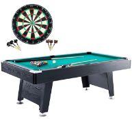 """Barrington 84"""" Arcade Billiard Table"""