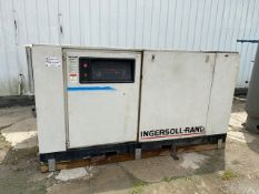 60HP ingersoll Rand Air compressor Hours unknown and not sure if In working condition