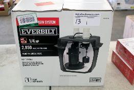 Everbilt 1/4hp pump