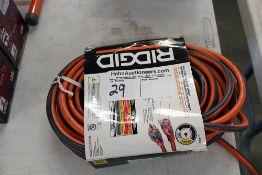 Ridgid electric cord