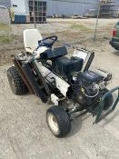 Lawn mower is a greens mower non running condition