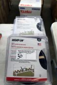 3x roof and gutter de-icing kits
