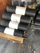 Approx. 150 rolls of tar paper