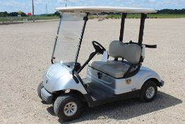 2014 YAMAHA GOLF CARTS, FUEL-INJECTED WITH ROOFS, IN EXCELLENT CONDITION