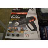 NEW DRILLMASTER HEAT GUN