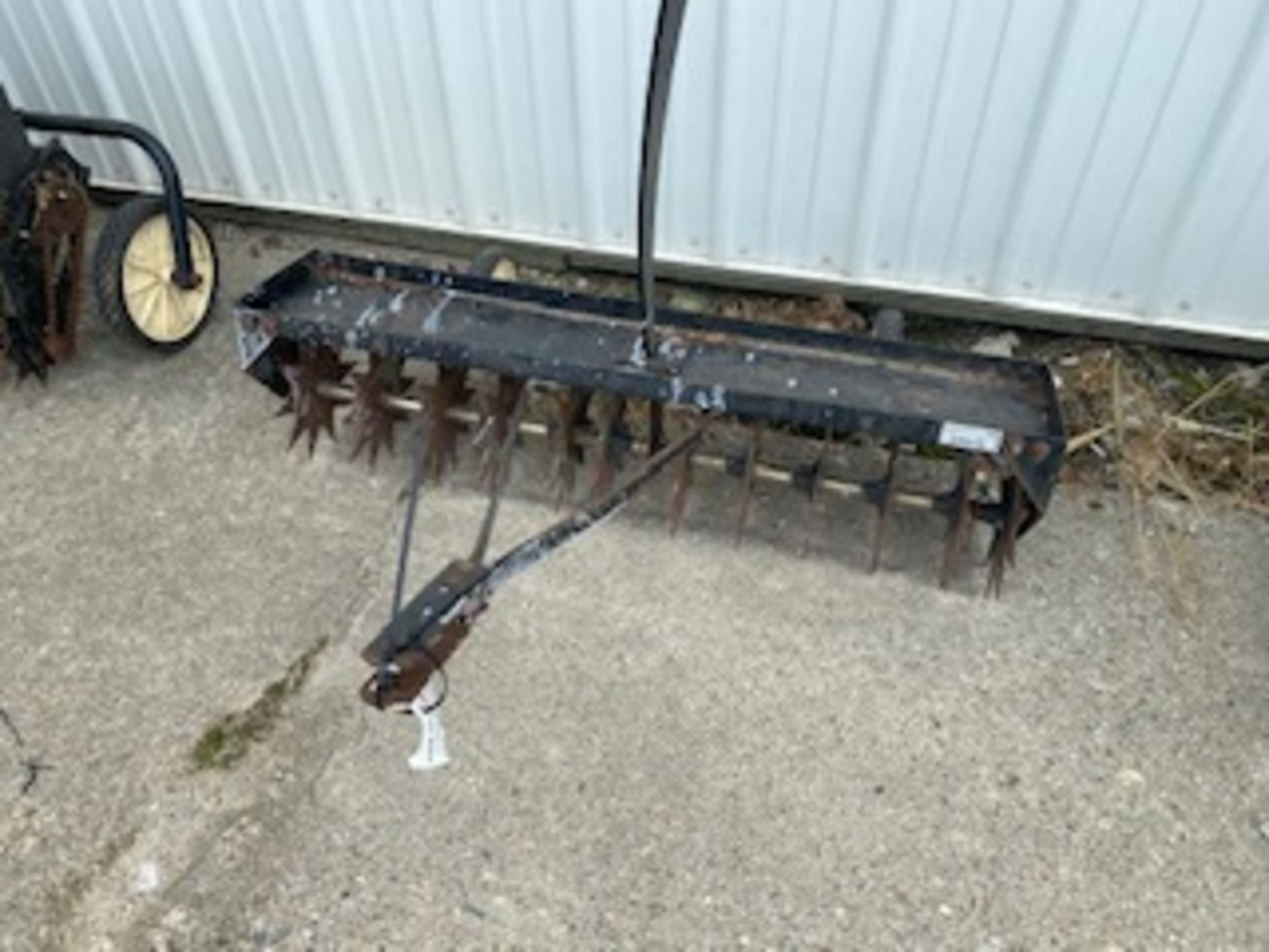 Lot 322A - PULL BEHIND AERATOR