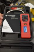 AMPROBE GAS LEAK DETECTOR AND SAFETY LOCK OUT ITEMS
