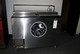 Pearlick 4' Model BC48AS Commercial Refrigerator/Freezer