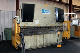 U.S. Industrial Hydraulic Press Brake 10' Width Capacity (2014) Model #US 12510