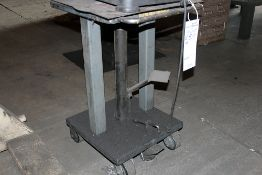 Hydraulic Die Cart