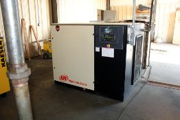 2015 Ingersoll Rand Rotary Screw Air Compressor Model #UP6-50PE-150, 7000 hours, serviced Feb. 2020