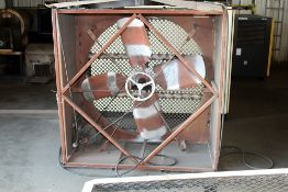 Exhaust Fan, Approx. 48""