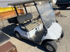 GOLF CART W/CANOPY, HAS ISSUES