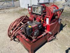 HALE PRODUCTS PORTABLE FIRE PUMP MODEL 30FB-B25