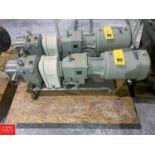 Fristam Positive Displacement Pump, Model FKL50A, S/N FKL50A1100689 Rigging: $75